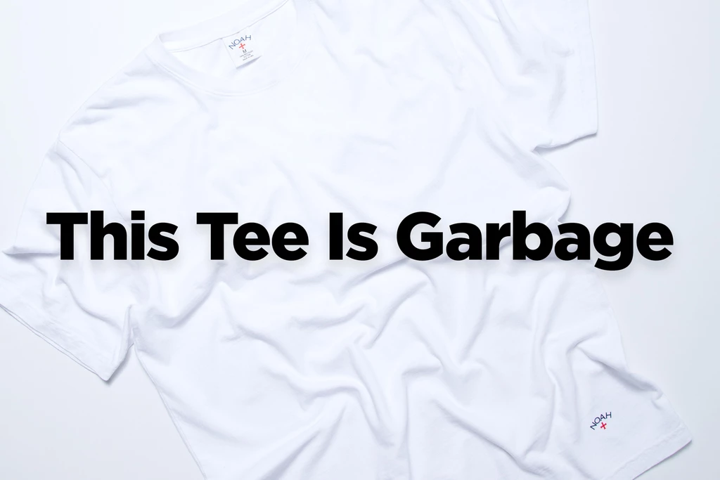 This Tee Is Garbage
