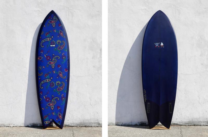 Birdwell Surfboard Raffle