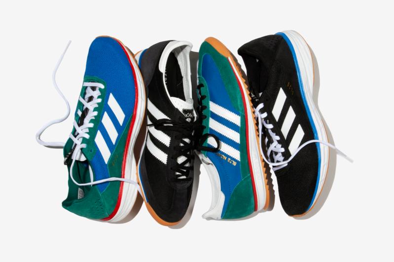 Noah x Adidas: Running Heritage, Ocean Awareness