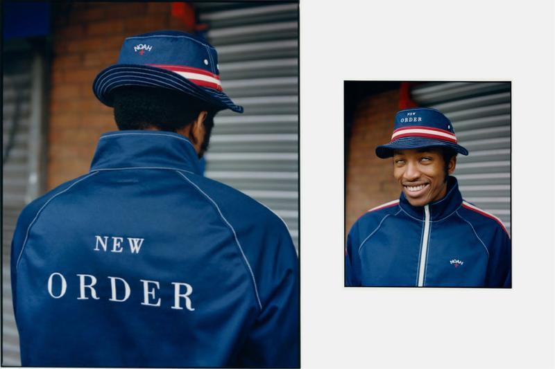 Noah x New Order